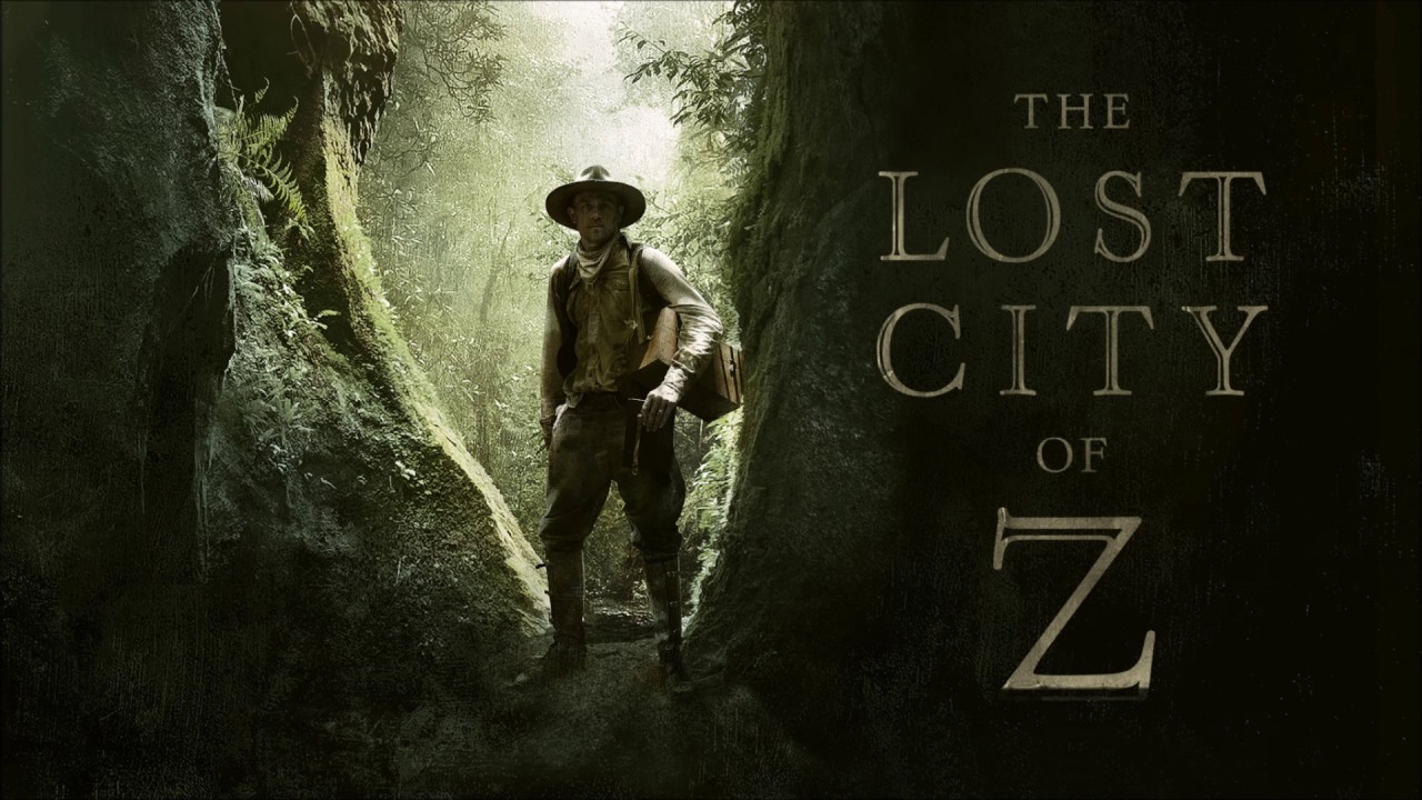 The Lost City Of Z Stream