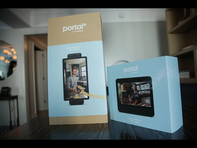 Hands on with Facebook Portal