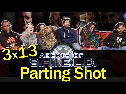 Agents Of Shield - 3x13 Parting Shot - Group Reaction