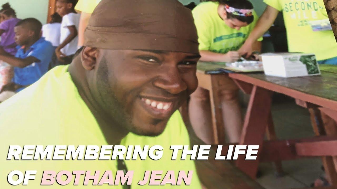 Harding University remembers the life of Botham Jean