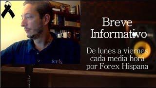 Breve Informativo - Noticias Forex del 4 de Septiembre 2018