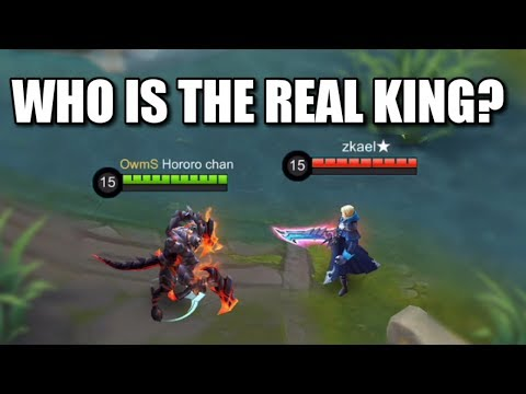 WHO IS THE KING OF LIFESTEAL? THAMUZ VS ALUCARD