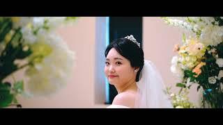 웨딩 하이라이트 영상 ㅣ 대전 BMK 웨딩홀 ㅣ 대전 …