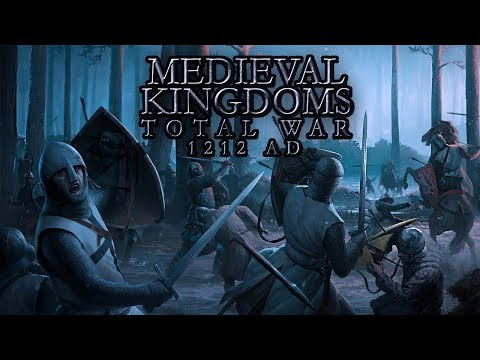 The Reinforcements Are Being Ambushed! Total War: Medieval Kingdoms 1212AD