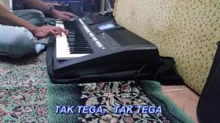 Video TAK TEGA Oma Irama  KARAOKE  PSR a 2000 COVER download MP3, 3GP, MP4, WEBM, AVI, FLV Agustus 2018