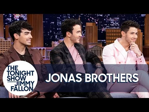 Lauren - Jonas Brothers on Reuniting
