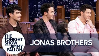 Download lagu Jonas Brothers on Reuniting Marriages and Drinking as Therapy