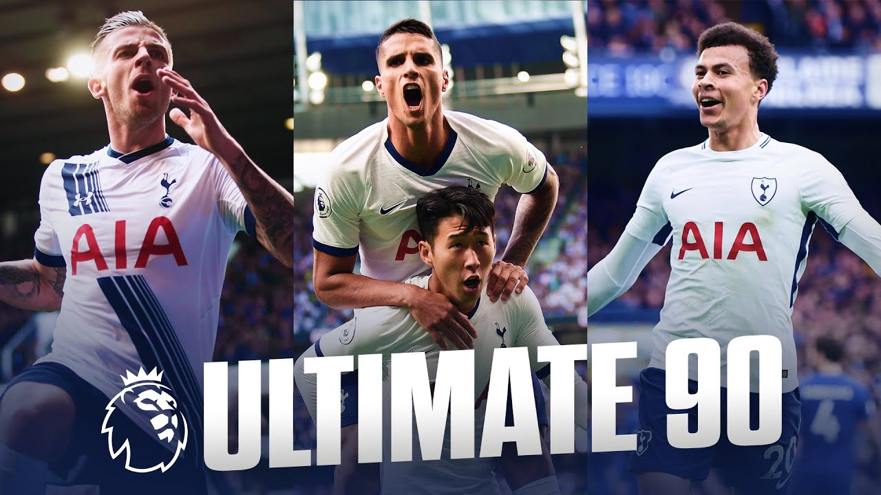 SPURS' ULTIMATE 90 MINUTES! Goals galore in Spurs biggest win EVER!