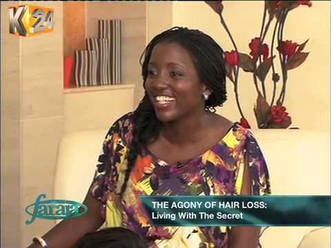 Faraja: Living With Hair Loss - Lillian Madonye