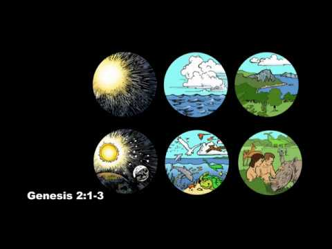 The Complete Harmonised Account of Creation