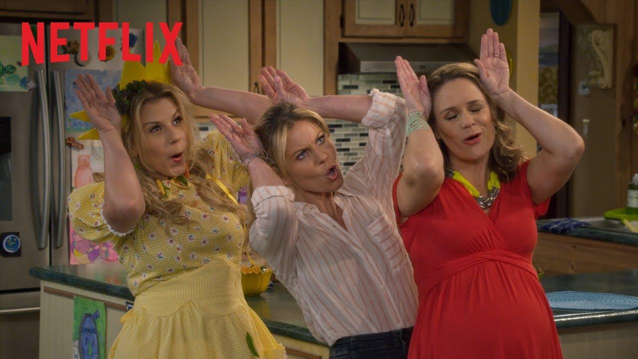 Fuller house serie Netflix