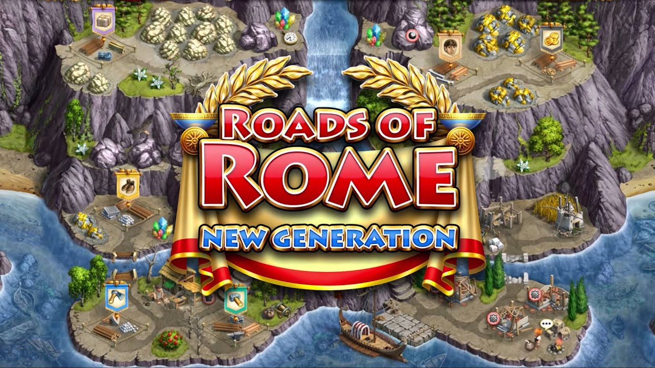 Roads Of Rome New Generation Lösung