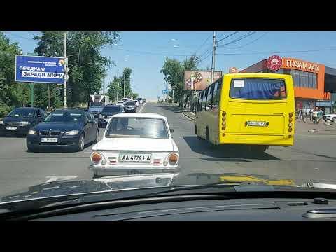 Отреставрированный раритет 110 км/ч по Киеву и драг ЗАЗ-966 Vs Jeep Grand Cherokee 5.7 HEMI