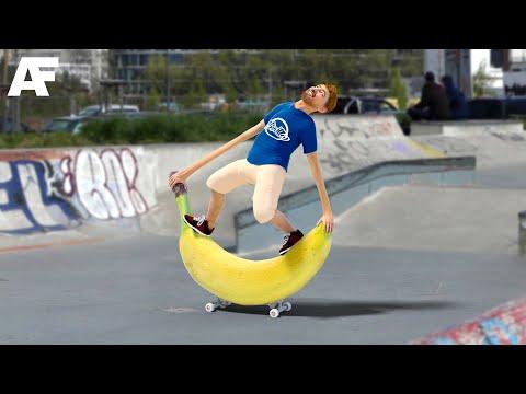 How NOT to Skate | Braille Skateboarding Animated
