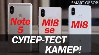 Тест камер Xiaomi разных классов: велика-ли разница?