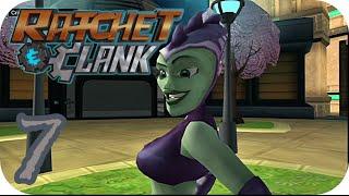 Ratchet & Clank 1 - » Parte 7 [PLANETA RILGAR] « - Español [HD]