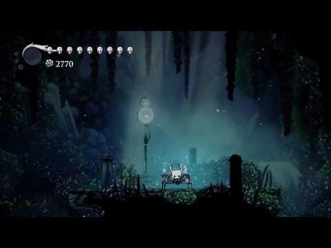 Hollow Knight Ambience - Greenpath (Main) + Ambience