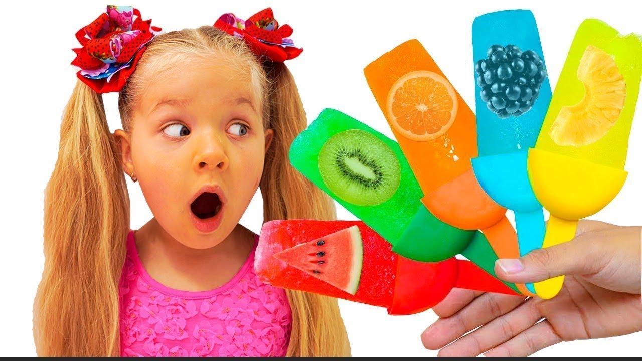 Download Diana Hace Helados de Fruta