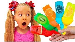 Diana Hace Helados de Fruta