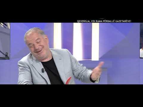 Opinion - Qeverisja, Edi Rama perballe gazetareve! (22 qershor 2017)