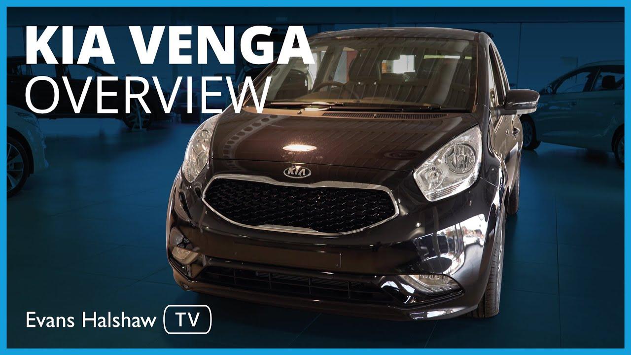 Kia Venga 2017 Review Youtube
