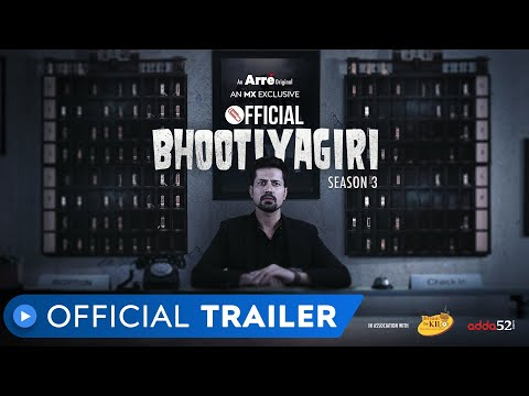 Official Bhootiyagiri Season 3 | Official Trailer | Sumeet Vyas | Arré Original Series | MX Player