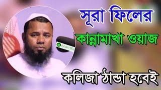 Bangla Waz 2017 Maulana Sharifuzzaman Rajibpuri New Bangla Islamic Waz 2017