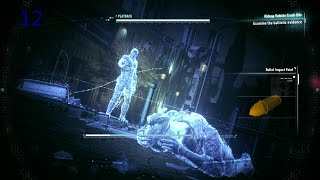 Batman Arkham Knight|12|Clues to Where To find Oracle