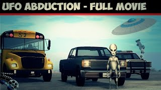 UFO Abduction - Full Movie | Beamng drive