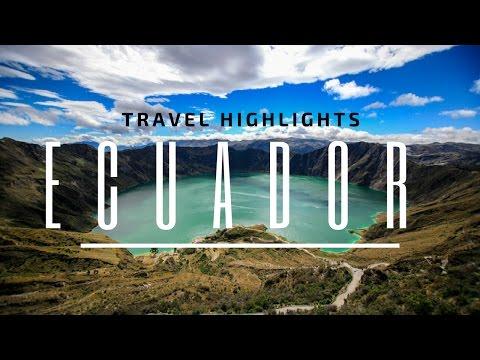 Travel Buddies: Ecuador