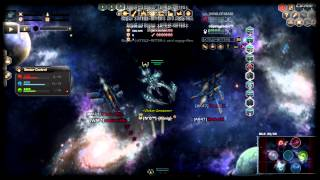 Darkorbit - Sector Control (full gameplay)