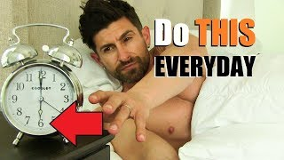6 Things Guys Should Do EVERYDAY! (To Be Successful)