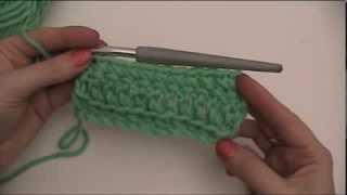 [Handmade] Loopschal häkeln mit festen Maschen und Stäbchen