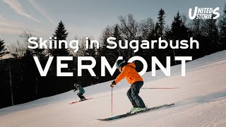 Ski Vermont - United Stories: Skiing in Sugarbush, Vermont