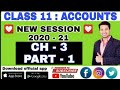 Class 11th Accountancy Chapter: Theory Base of Accounting