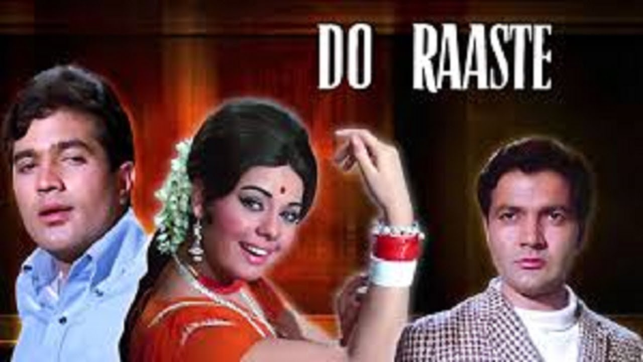 Download Do Raaste 1969 Hindi Movie full reviews and best facts || Rajesh Khanna ,Mumtaz , Prem Chopra