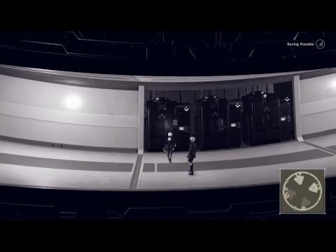 [Random Plays] NieR:Automata Part 1