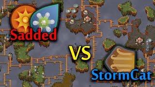 Netstorm | Sadded vs StormCat - Air War !