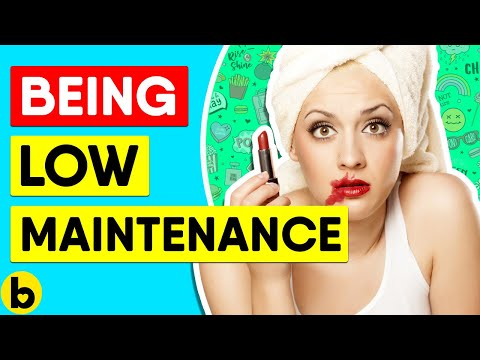 how-to-be-a-low-maintenance-woman