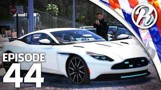 [GTA5] NL POLITIE PATROL IN DE ASTON MARTIN!! - Royalistiq | Nederlandse Politie #44 (LSPDFR 0.31)