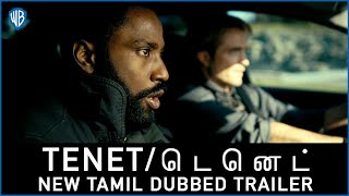 TENET - New Tamil Dubbed Trailer