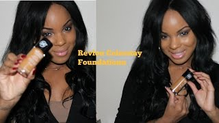 Revlon 24 Hr Colorstay Liquid Foundation - Demo/Review Thumbnail
