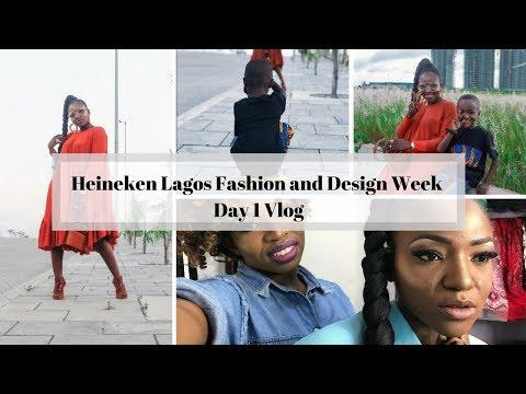 Lagos Fashion and Design Week 2017 - Day 1 Vlog
