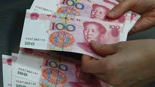 Chinese Yuan Becomes Fourth Most Used Transaction Currency
