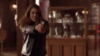 Scene from `Witchblade` Pilot