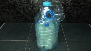 Кондиционер из Пластиковых бутылок.(, 2016-07-18T06:48:41.000Z)