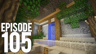 Hermitcraft 3: Episode 105 - Fluid Dynamics