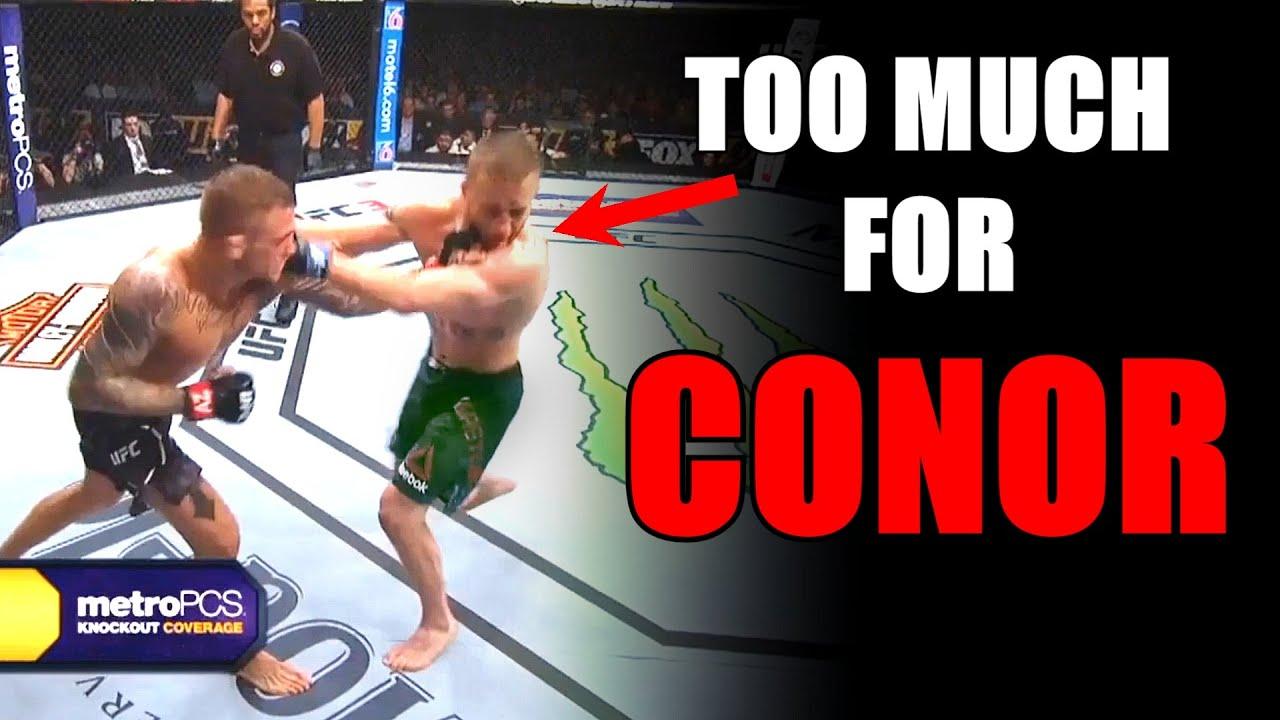 Is Dustin Poirier GOOD Enough to Beat Conor? (Conor McGregor vs Dustin Poirier 2 Breakdown)