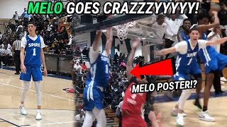 LaMelo Ball Catches BODY & Drops A 30 Point Triple Double In ATL! Best Player In The Nation!? 😱