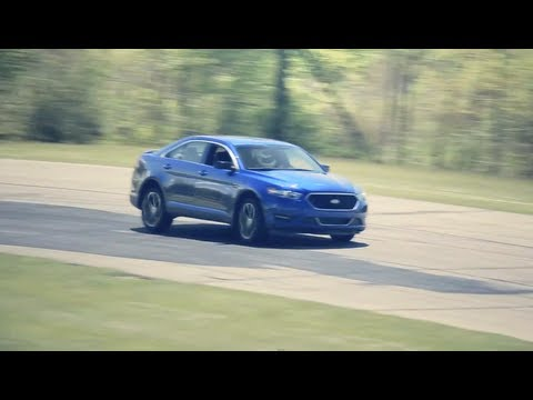 2013 Ford Taurus SHO - First Drive Review - CAR and DRIVER